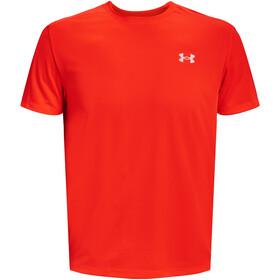 Under Armour Speed Stride Short Sleeve Shirt Men phoenix fire